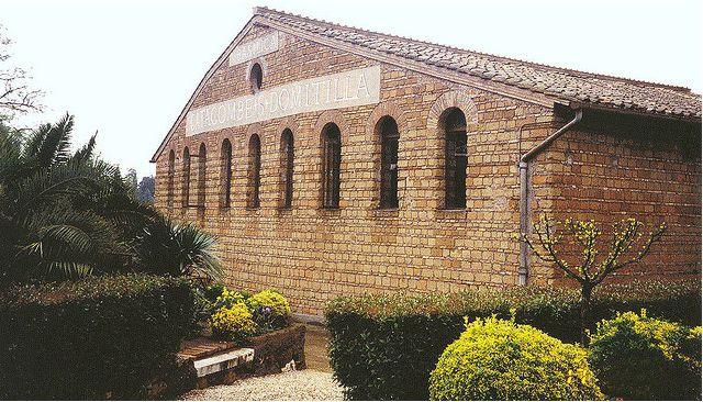 Catacumbas de Domitila 1