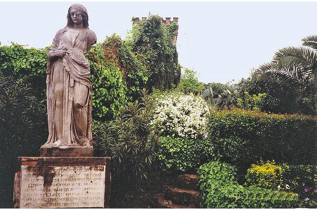 Catacumbas de Domitila -Roma