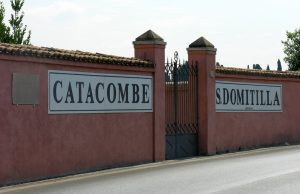 Catacumbas de Domitila