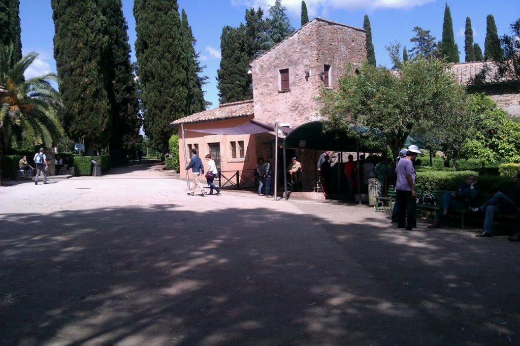 Catacumbas de San Calixto 1