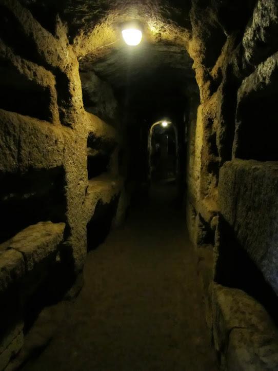 Catacumbas de San Calixto 8
