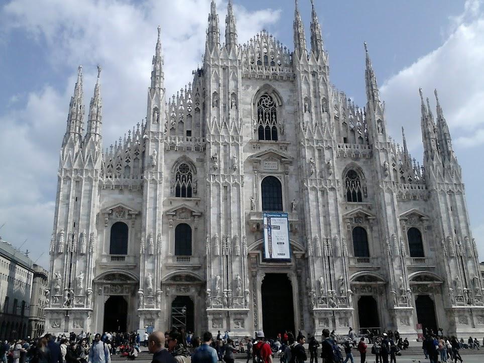 Catedral de Milán 2