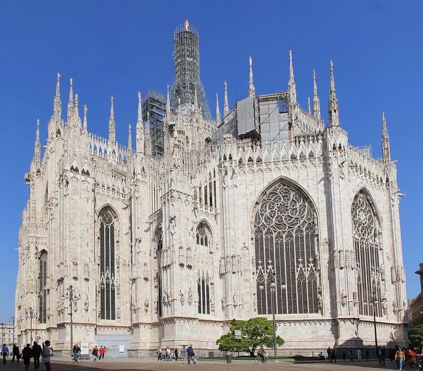 Catedral de Milán 5