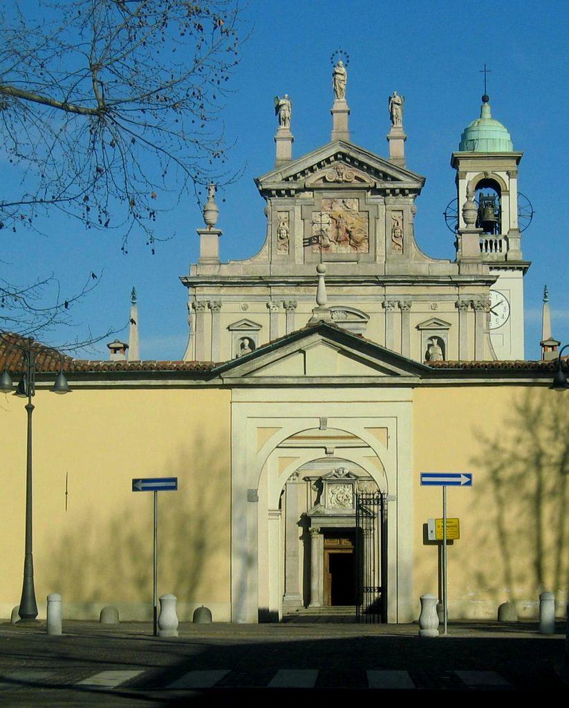 Certosa di Garegnano 7
