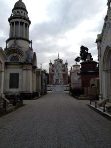 Cimitero Monumentale di Milano 1