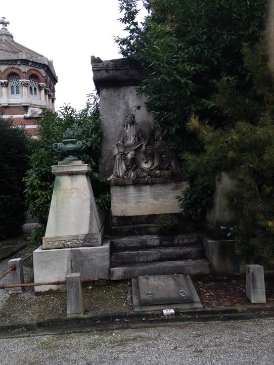 Cimitero Monumentale di Milano 3
