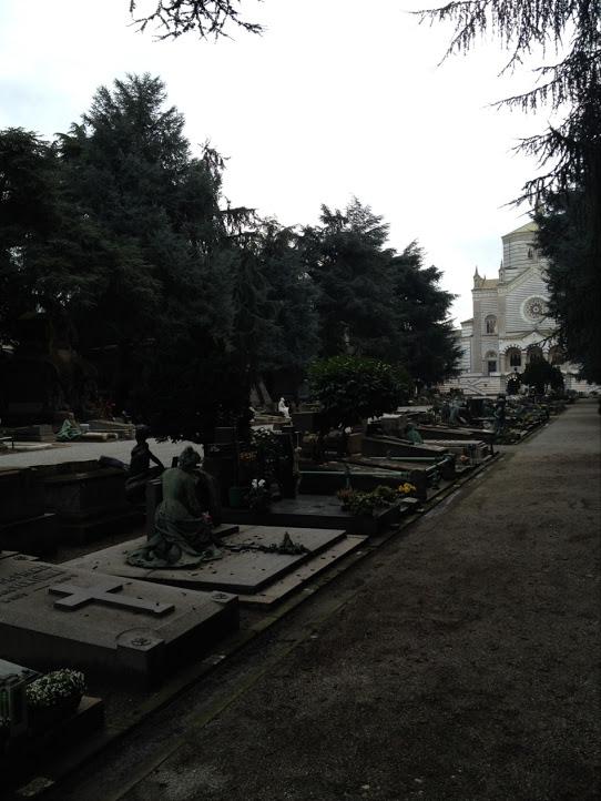 Cimitero Monumentale di Milano 4
