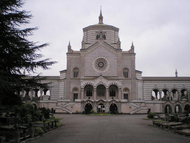 Cimitero Monumentale di Milano 8