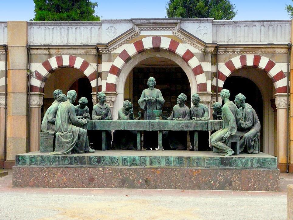 Cimitero Monumentale di Milano 10