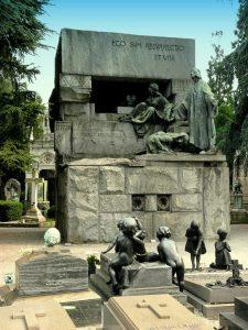 Cimitero Monumentale di Milano 11