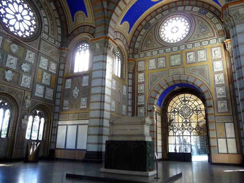 Cimitero Monumentale di Milano 14