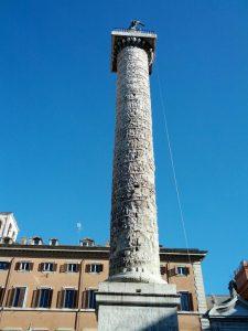 Columna de Marco Aurelio 1