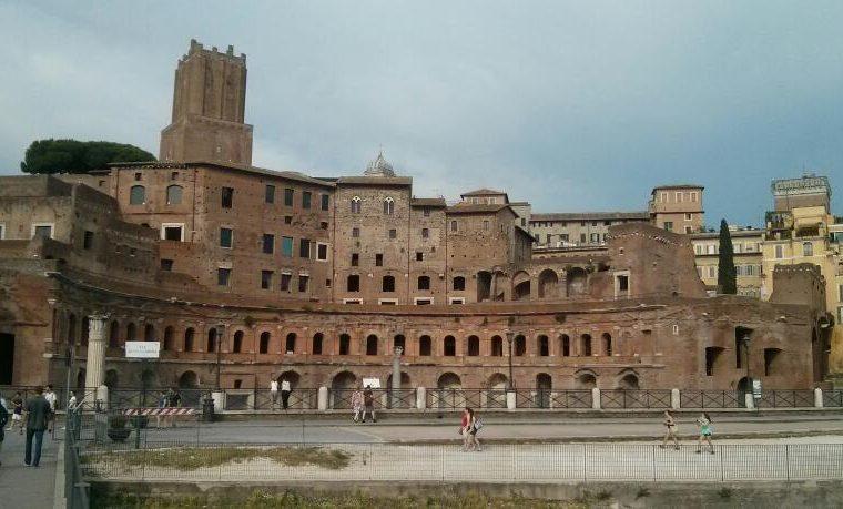 Columna de Trajano 8