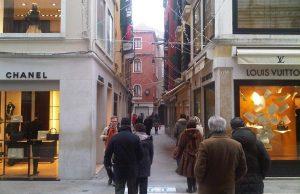 Compras en Italia