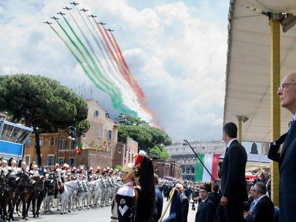 Días festivos en Italia 1