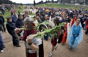 Días Festivos en Roma