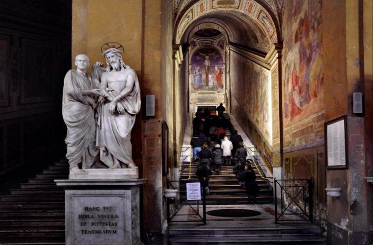 Escalera Santa 2