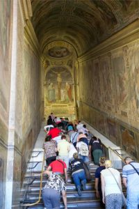 Escalera Santa 4