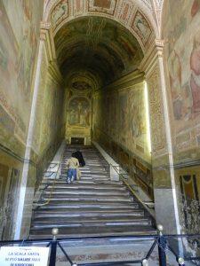 Escalera Santa 5