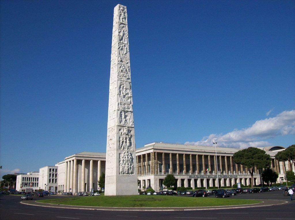 Esposizione universale roma for Oficina turismo roma