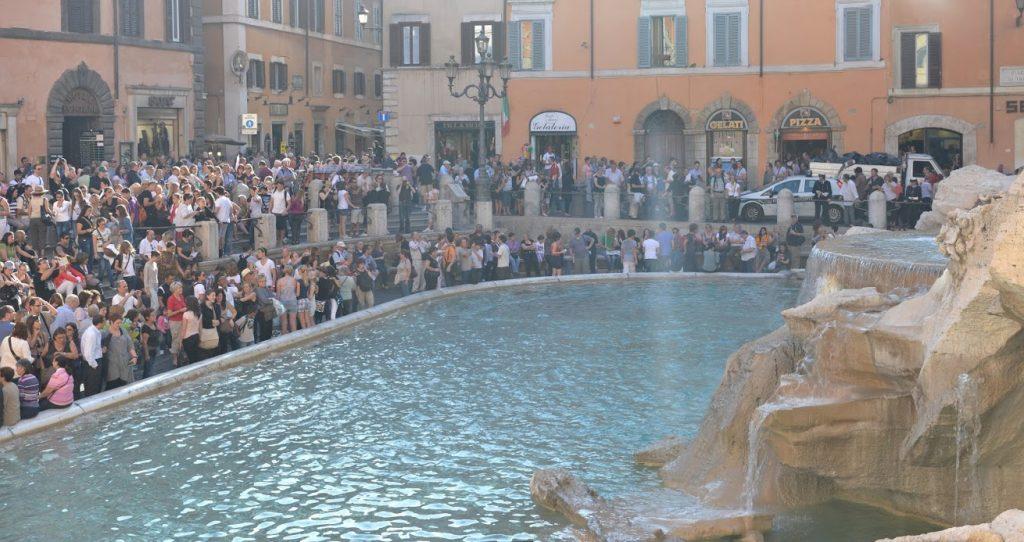 Fontana de Trevi 1