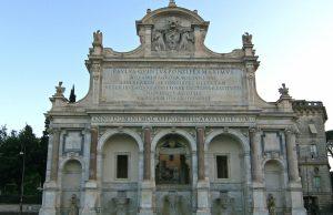 Fontanone del Gianicolo