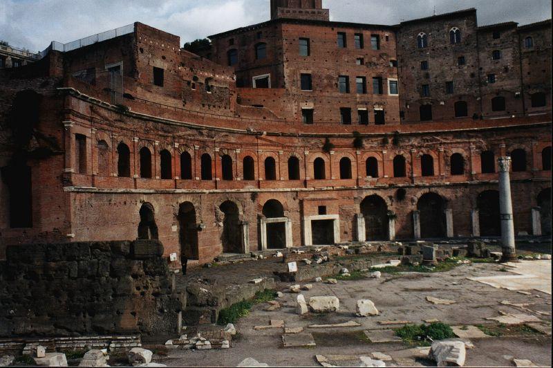 Foro de Trajano 1