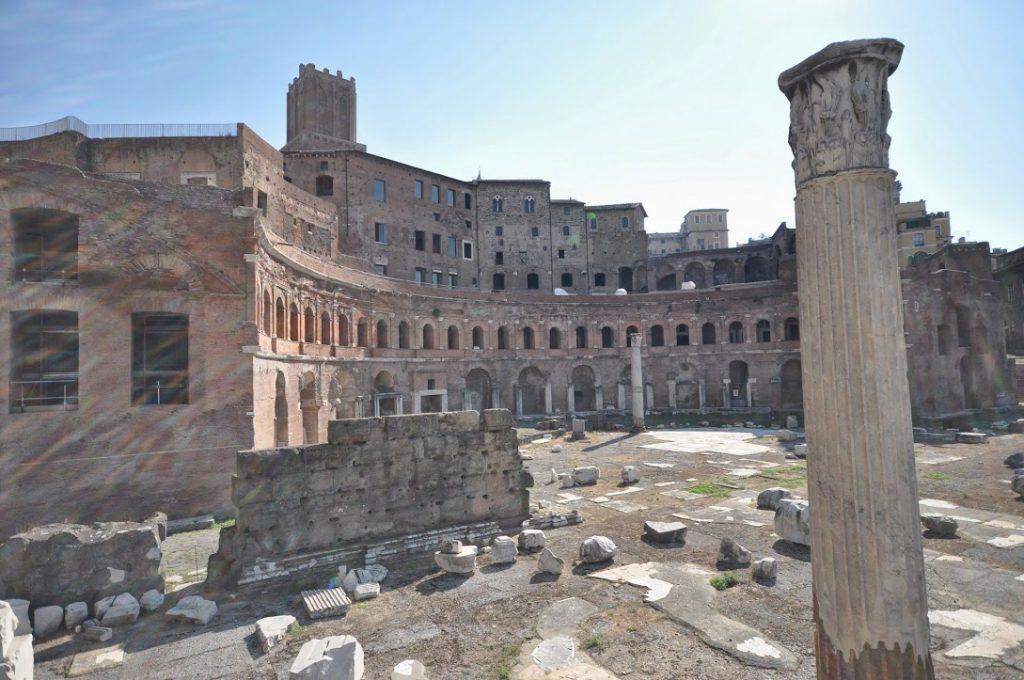Foro de Trajano 14