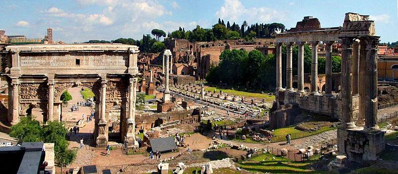 Foro Romano y Palatino 2