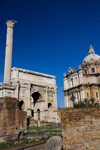 Foro Romano y Palatino 4