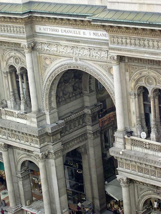 Galleria Vittorio Emanuele II 2