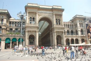 Galleria Vittorio Emanuele II 3