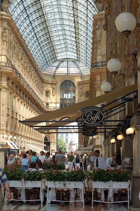 Galleria Vittorio Emanuele II 6