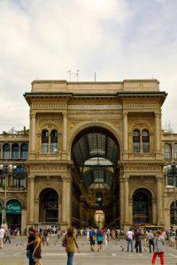 Galleria Vittorio Emanuele II 7