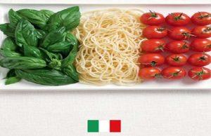 Gastronomía de Italia 1
