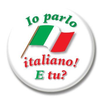 Idioma en Italia 1