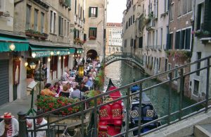Información turística para conocer Venecia