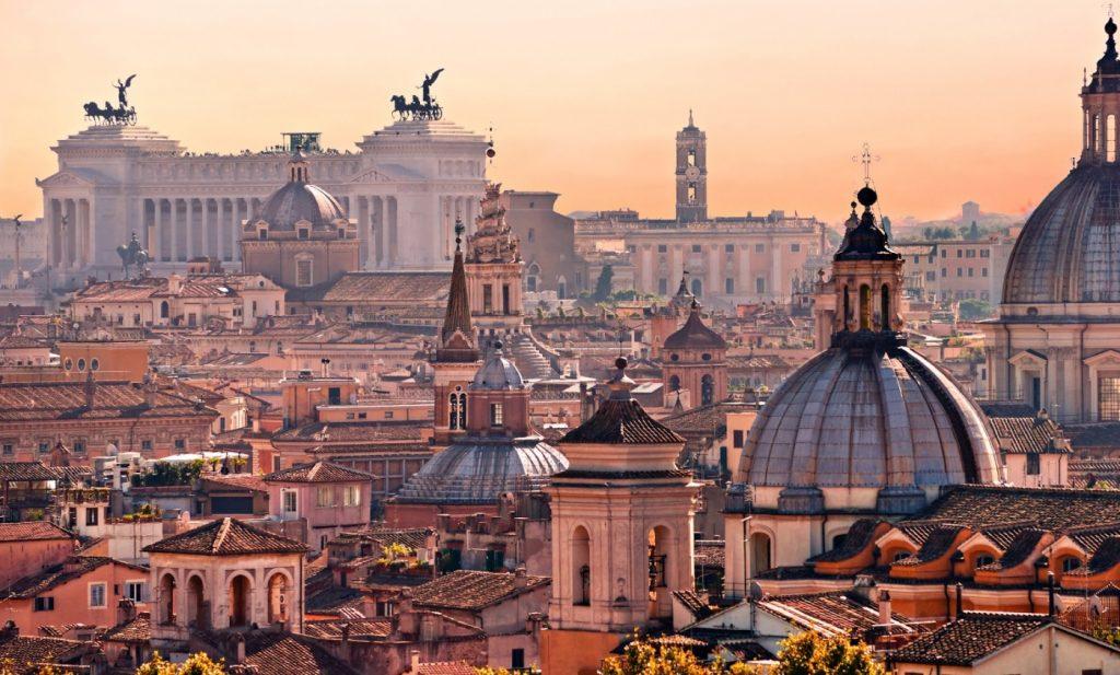 Lugares turísticos de Roma 1