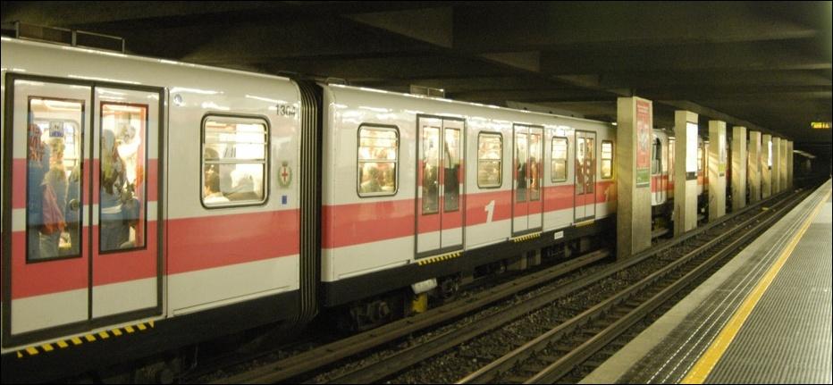 Metro de Italia