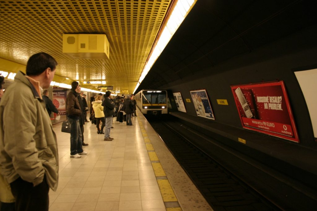 Metro de Milán 1