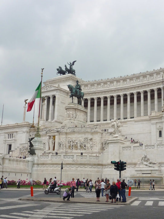 Monumento a Víctor Manuel II 3