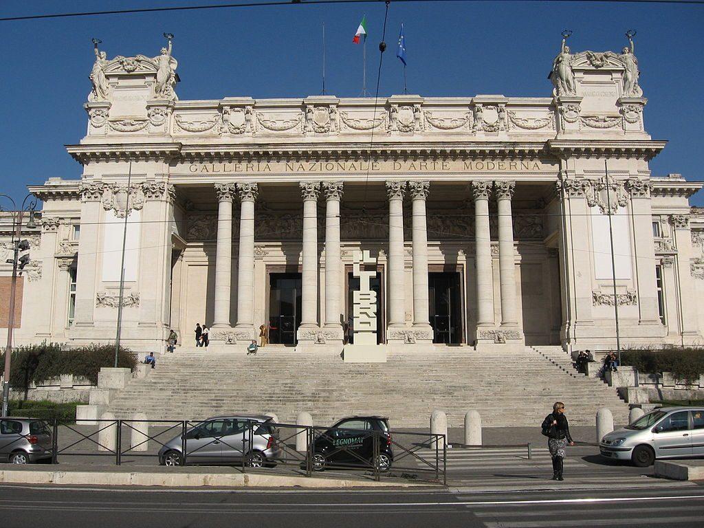 Museo Galería Nacional de Arte Moderno – Roma