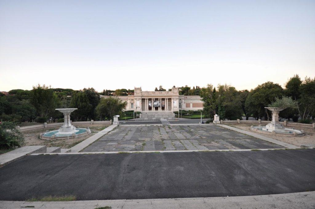Museo Galería Nacional de Arte Moderno de Roma 15