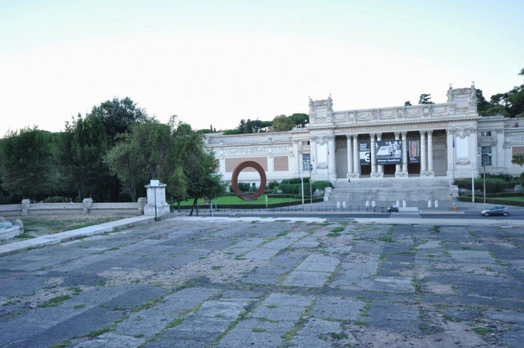 Museo Galería Nacional de Arte Moderno de Roma 16