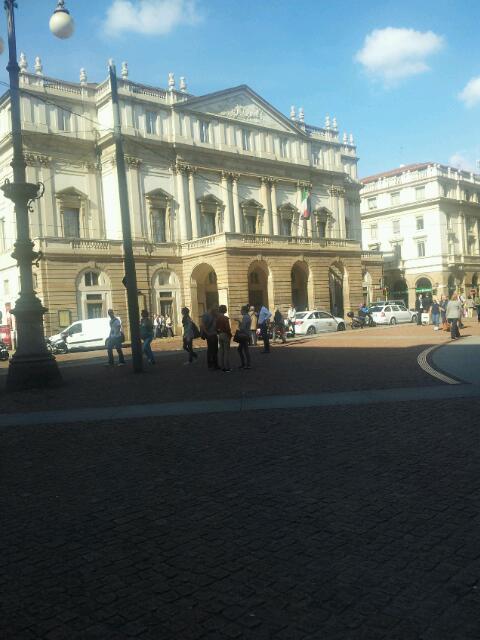 Museo Teatrale alla Scala 1