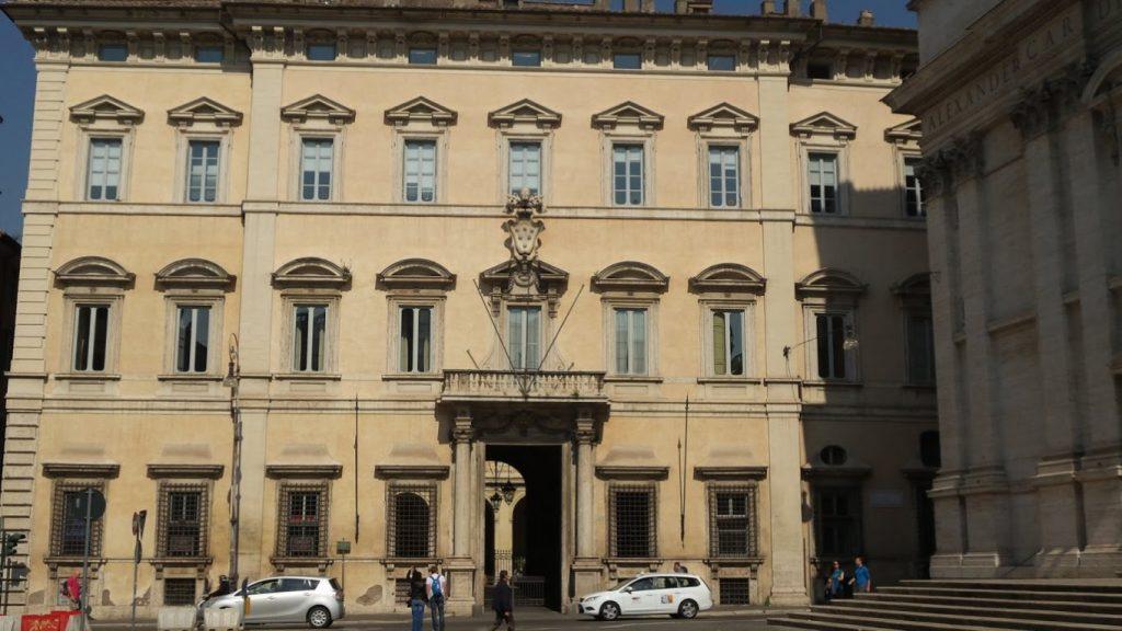 Palacio Altieri 1