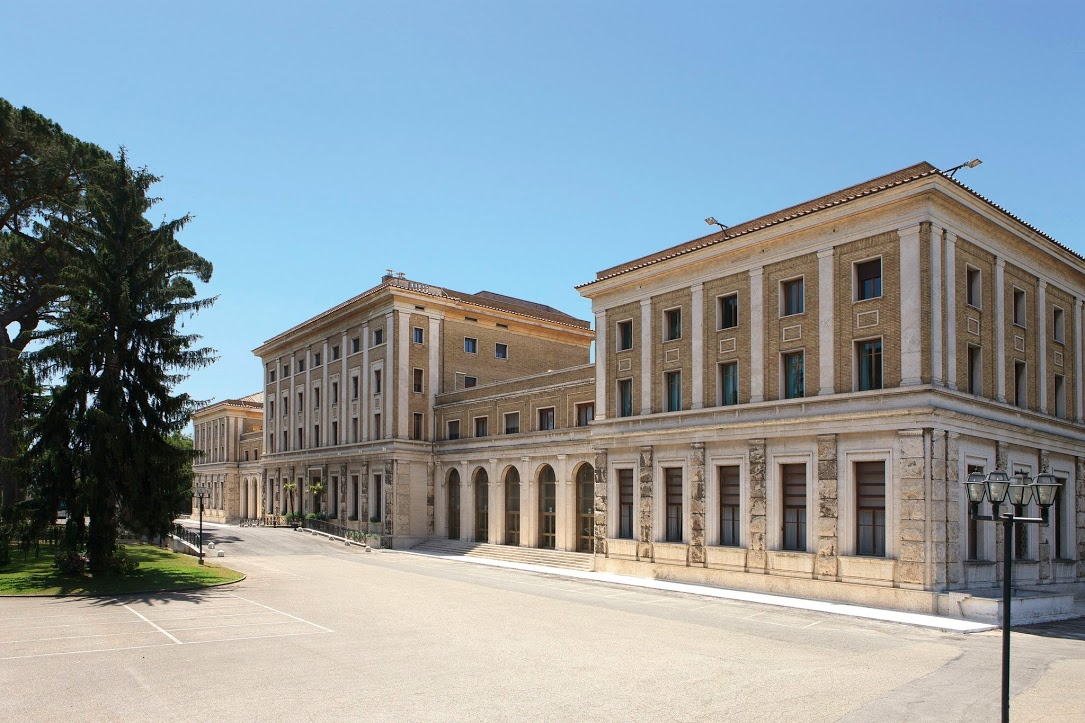 Palacio Carpegna 9