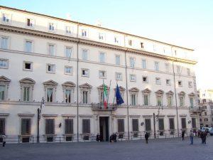 Palacio Chigi 1