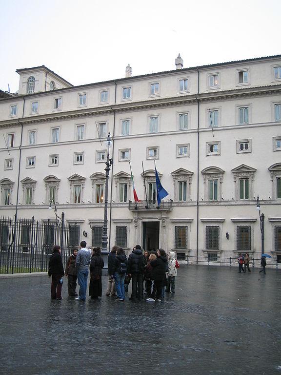 Palacio Chigi 2