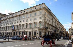 Palacio Chigi